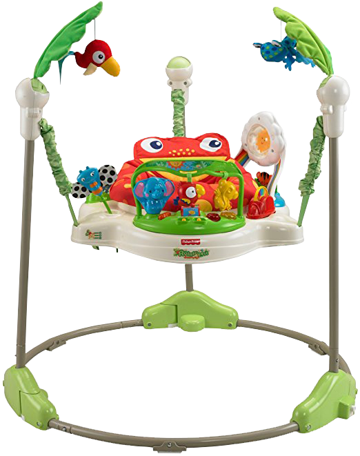 Fisher-Price Jumperoo, $105
