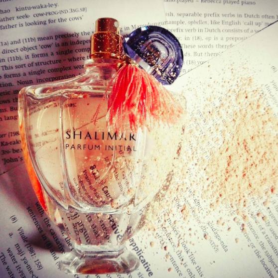 sahar_poorhashemi  . . Guerlain Shalimar Initial L'eau . ⭐️⭐️⭐️⭐️⭐️⭐️⭐️⭐️⭐