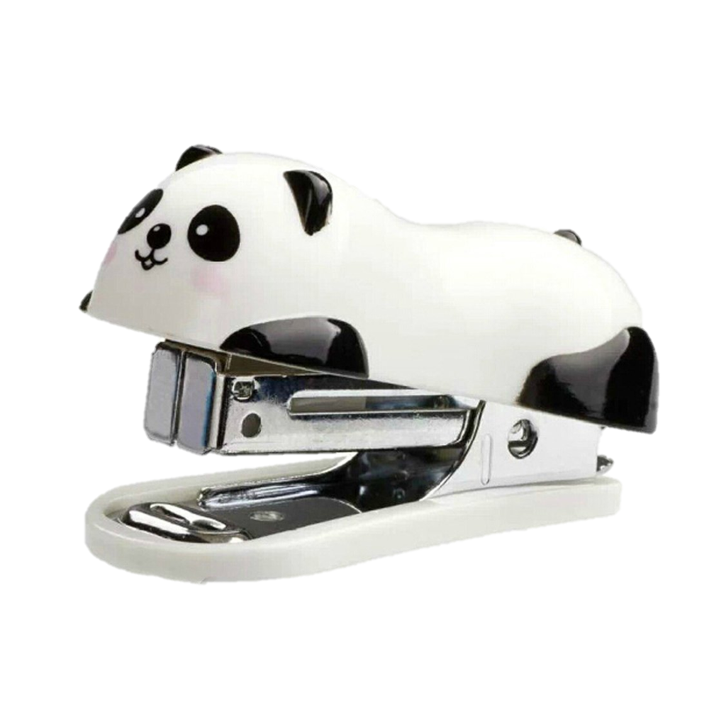 Panda Mini Stapler - You won't find a cuter way to keep their papers organized - this Panda Mini Stapler is lightweight, compact and just too cute.