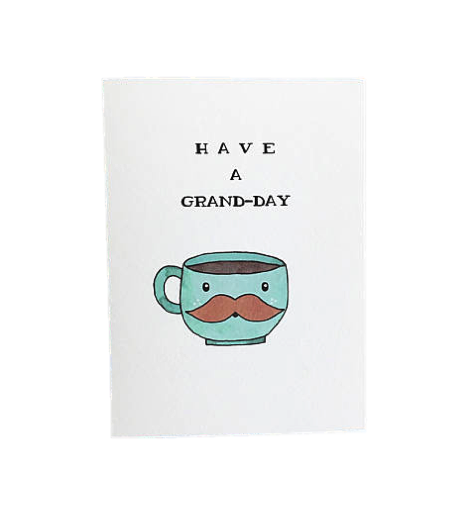 Have a Grand-Day Card, $5