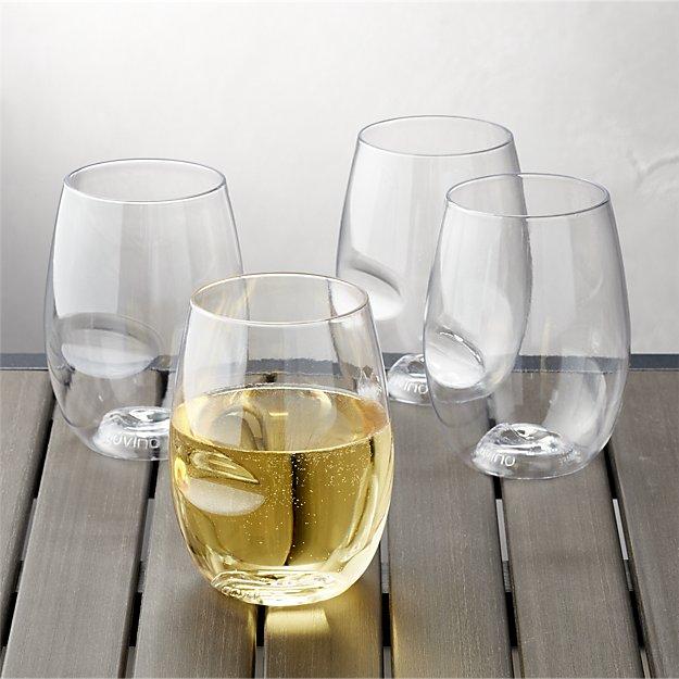 Shatterproof Wine Glasses
