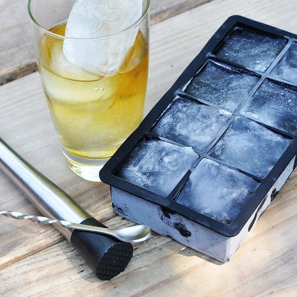 Cocktail Muddler & Mixing Spoon