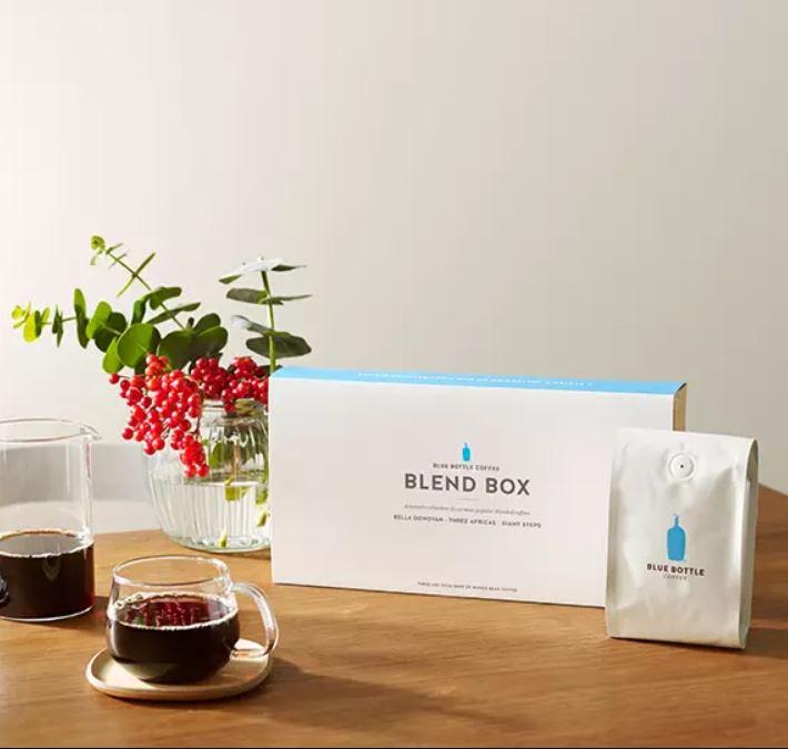 Beta Blend Box