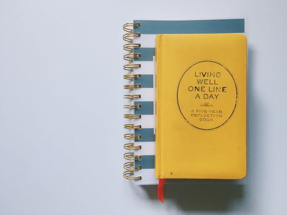 One Line A Day Book