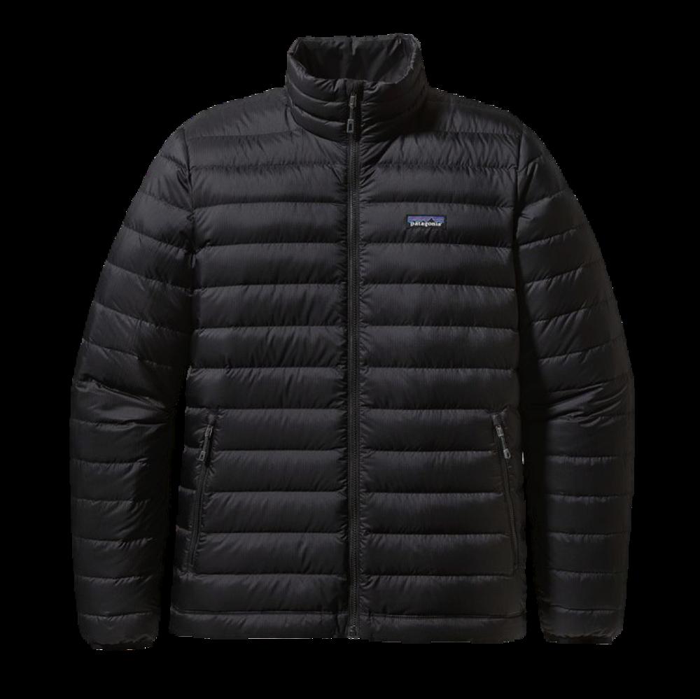 Patagonia Down Jacket, $180+