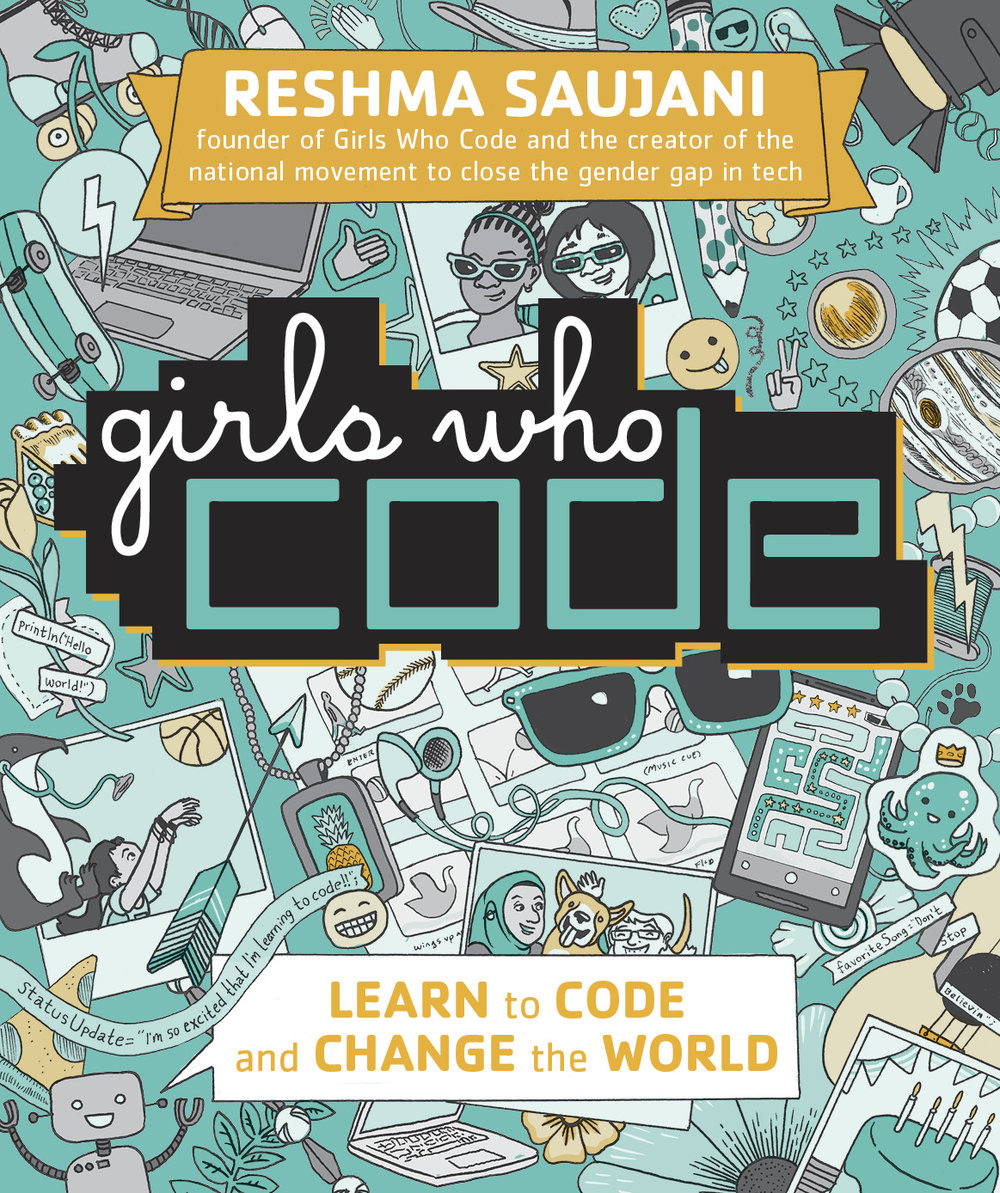 Girls Who Code, $13