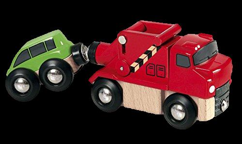 Trusty Tow Truck