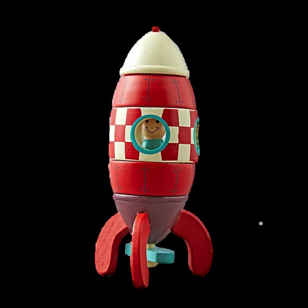 Magnetic Rocket