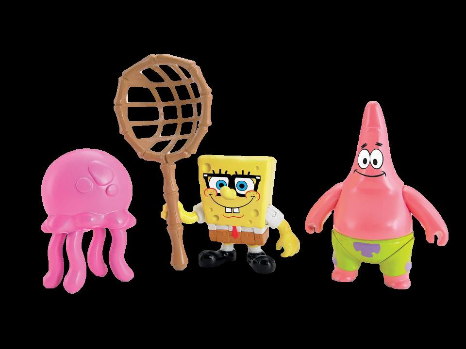SpongeBob Figurines