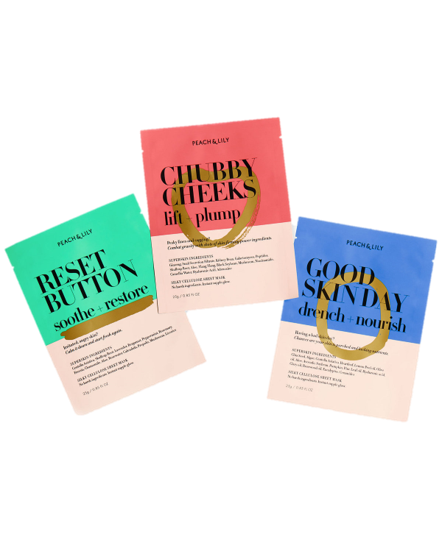 3-Sheet Mask Set