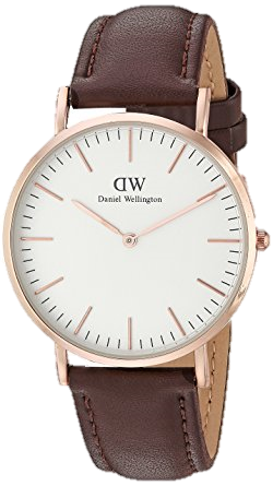 Daniel Wellington Watch, $112