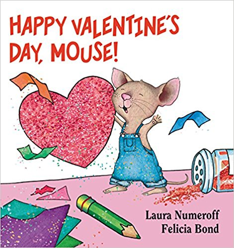 Happy Valentine's Day Mouse, $5