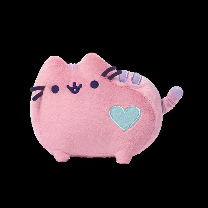 Pusheen Plush Heart, $10