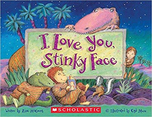 I Love You StinkyFace, $7