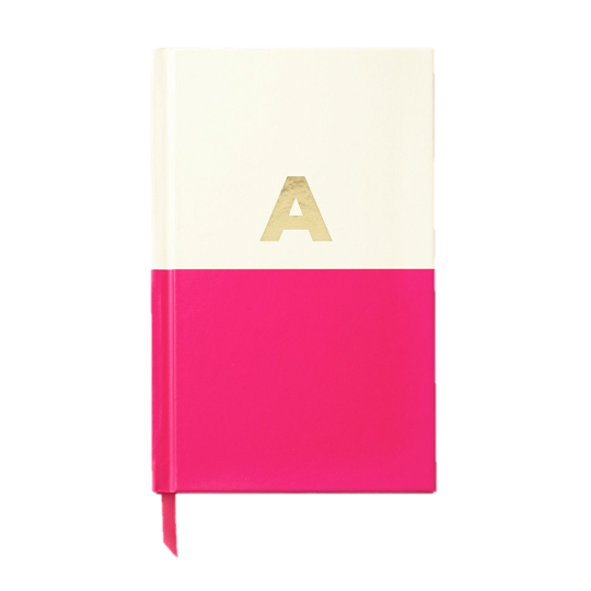 Initial Notebook, $16