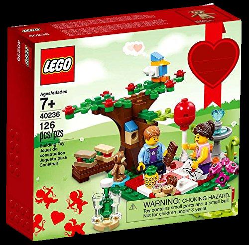 Romantic Valentine Lego Set, $15