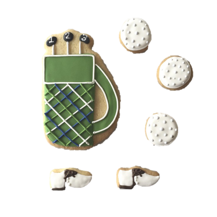 Fore! Cookies, $30
