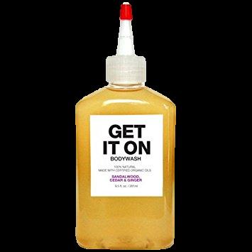 Get it On Body Wash, $18