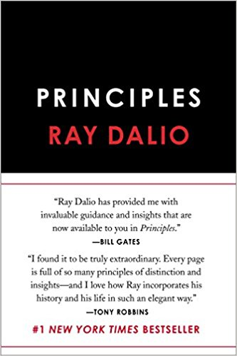 Principles by Ray Dalio, $19
