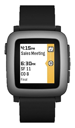 Pebble Smartwatch, $85
