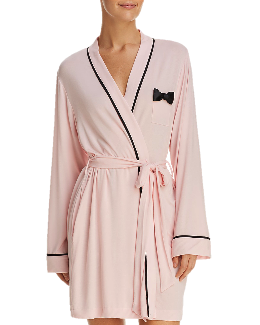 Kate Spade Blush Robe, $78