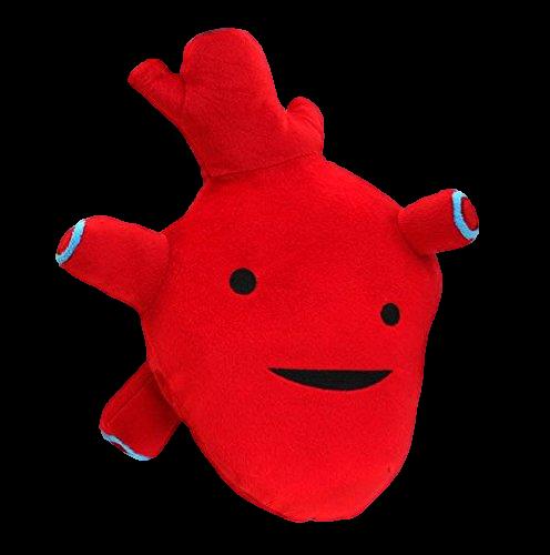 Plush Heart, $22