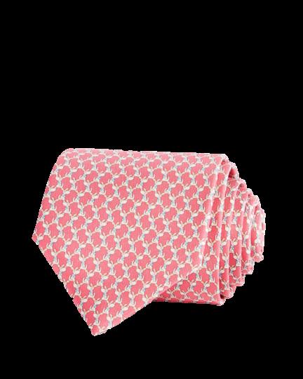 Ferragamo Silk Tie, $140