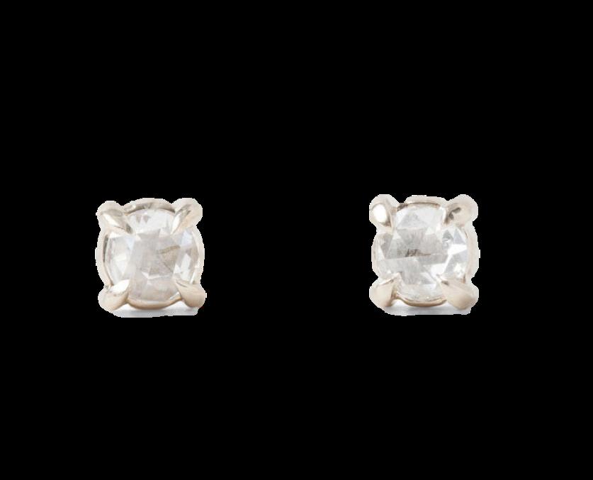 Diamond Earrings, $168