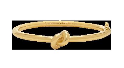 Sailors Knot Bangle, $78