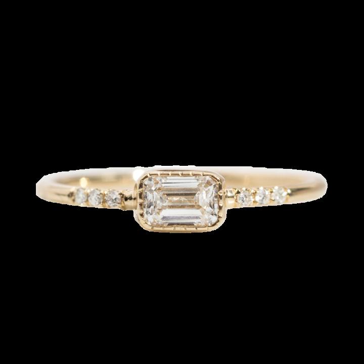 Catbird Diamond Ring, $2,195