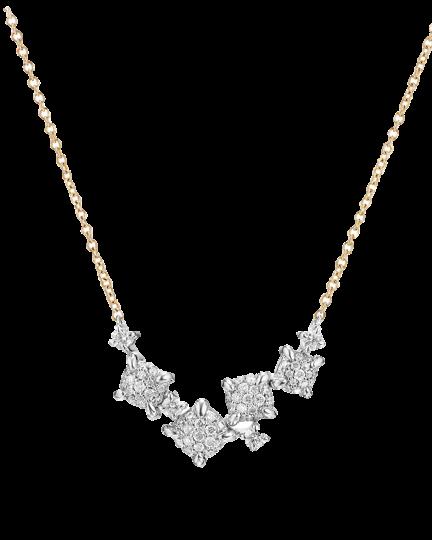David Yurman Diamond Necklace, $2,250