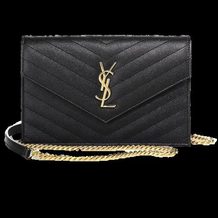 YSL Wallet, $1,350