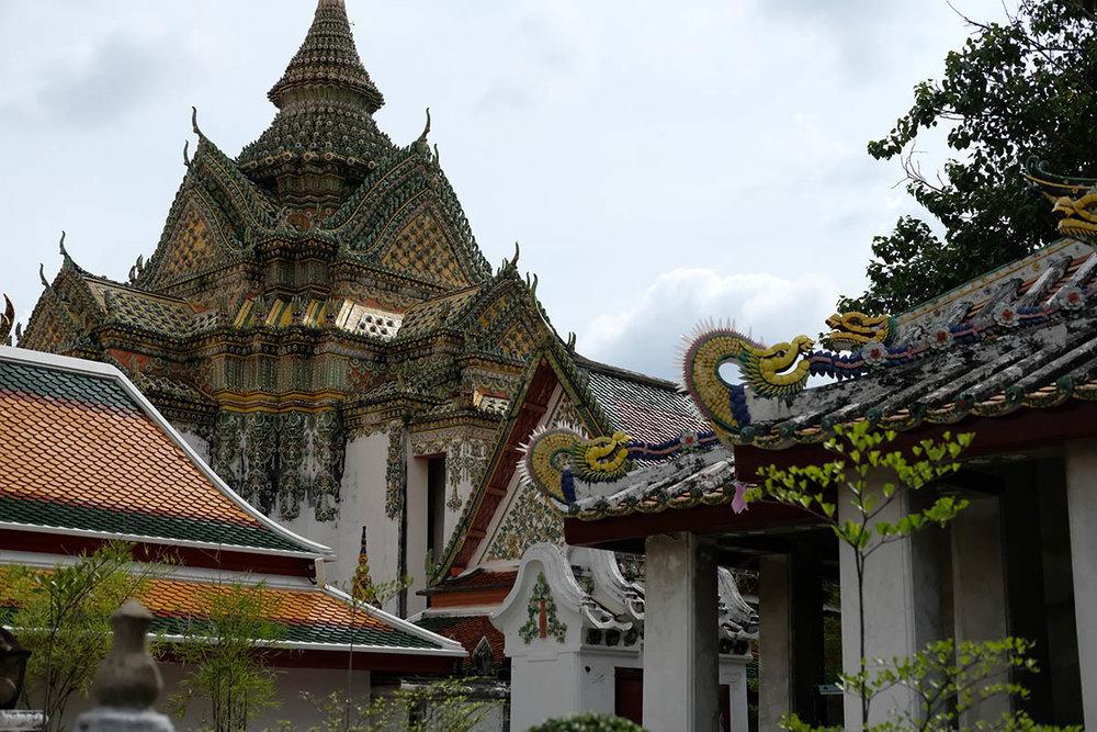 Wat Pho, near the Grand Palace
