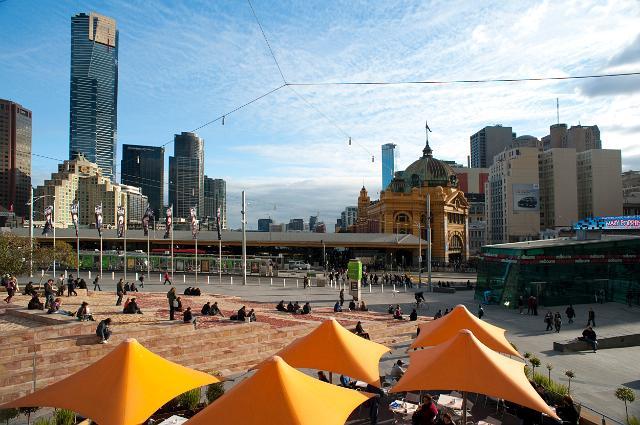 MELBOURNE  - 23rd October