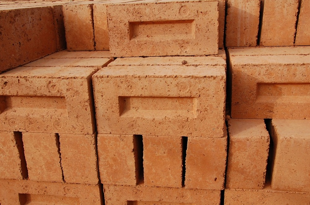 [Compressed Earth Blocks with Laterite Soil_image by united ➃ design]