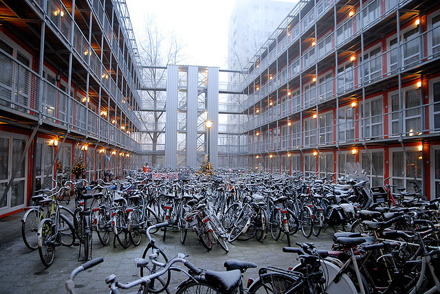 [Student Housing in Amsterdam]