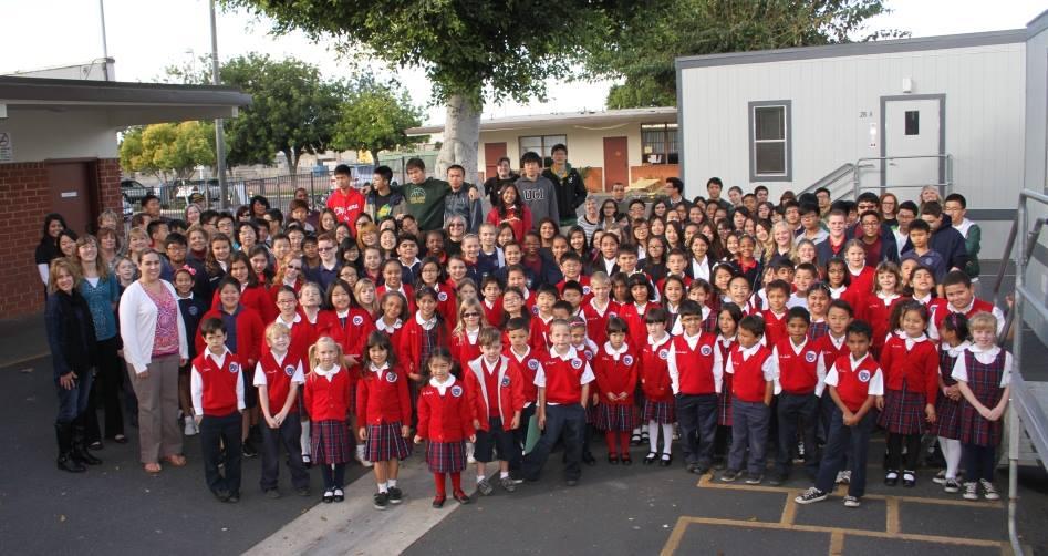 Trinity Christian Schools ( Grades K-12)