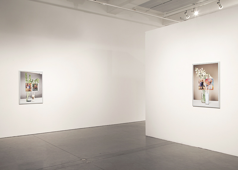 Installation view Fragment, UCLA New Wight Gallery, Los Angeles
