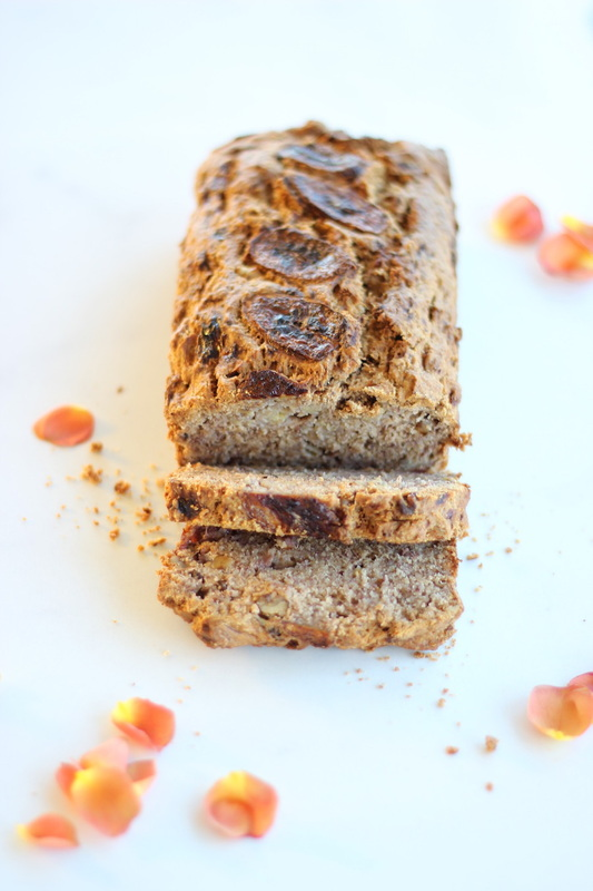 Maple Walnut Loaf
