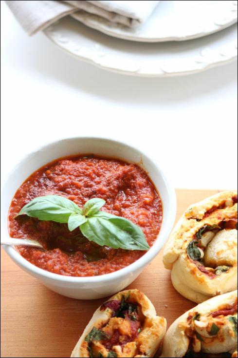 Pizzolia Sauce