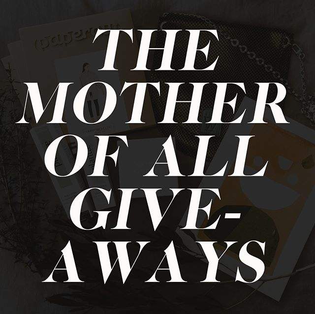 Hey beautiful mummas! Over on my Jewellery page @kamiandkindred there's an amazing giveaway, hop on over and win yourself some amazing pieces for yourself or your mumma! 〰️ 〰️〰️〰️〰️〰️ We have the Mother of all Mother's Day giveaways up for grabs! We've teamed up with some rad local ladies to provide the goods & show our appreciation to all of the amazing mums out there! ✨ It's simple really, to go in the draw all you have to do is like this post, make sure you're following: @wanoafour @papercutpatterns @sarahryland_ @kamiandkindred @belle_hawk @plantaeskincare AND tag two friends you think may deserve this prize.  That's it. Winner will be drawn on Mother's Day 10am 13th may. Competition Worldwide. (Winner receives: 1 Leather Wanoa Four Bag, 3x patterns from Papercut Patterns, 1 A3 unframed print from Sarah Ryland, 1 pair of unique ceramic earrings from Kami & Kindred, 1 Original A4 Print from Belle Hawk and 2 products from Plantae Skincare including the Brightening Camellia Face Polish and Rose Otto Water) ⚡️ Pure fabulousness! Only a few days to go so don't miss out! xx