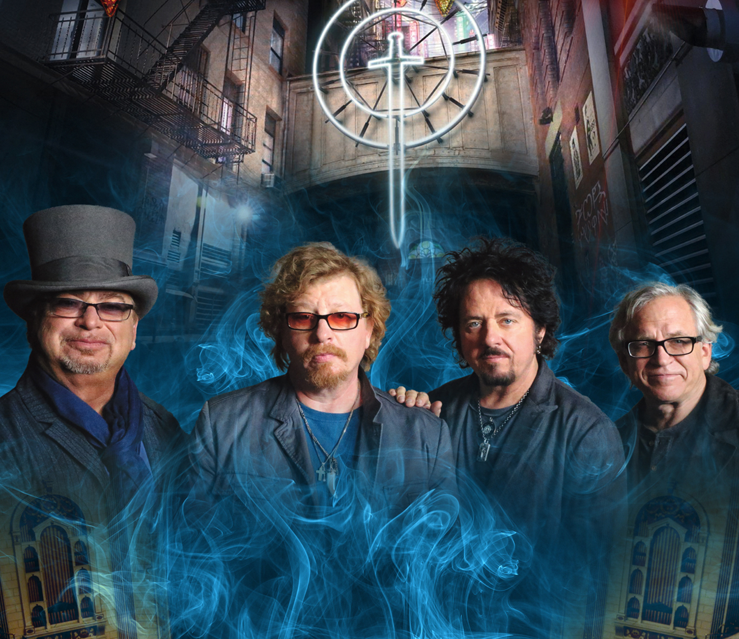 An Evening with: Toto — The Town Hall