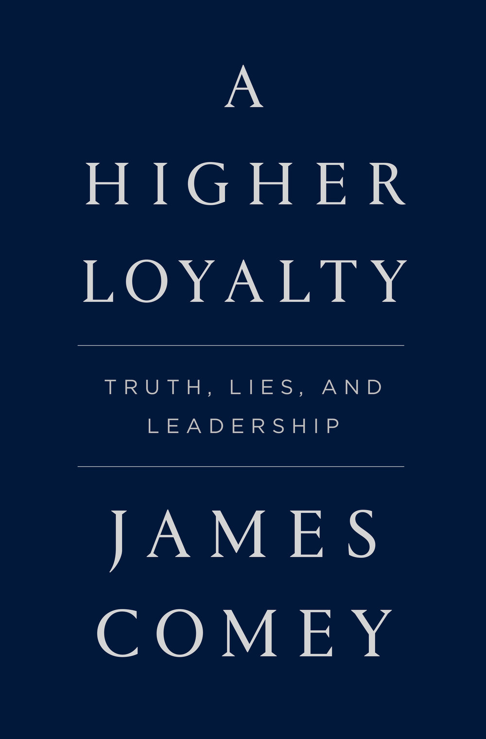 James Comey_A Higher Loyalty (1).JPG
