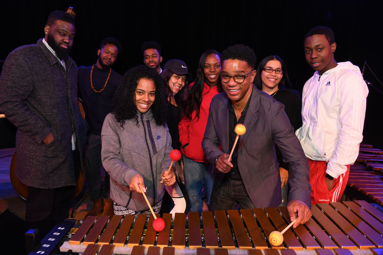 Black history month the town hall over the two day 4 performance run stefon harris gave the children very comprehensive lessons on the wonders and workings of the vibraphone ibookread ePUb