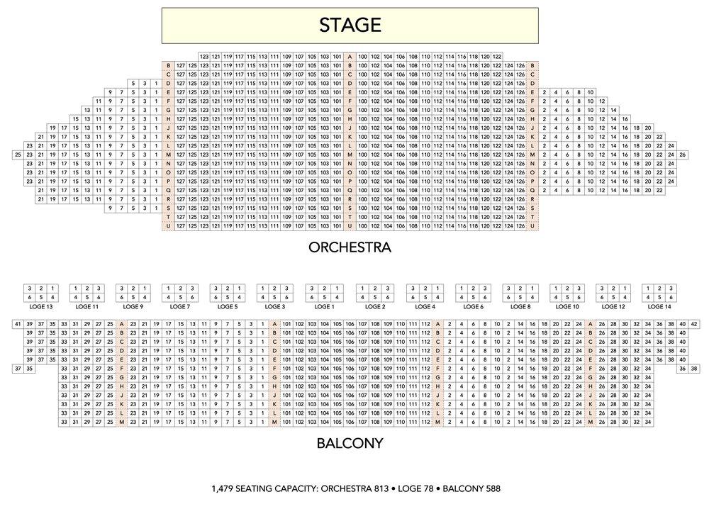 Heinz Hall Seating Chart Tops S. Heinz Hall Seating Chart 2500x1794. Seat. Devos Hall Seating Diagram At Scoala.co