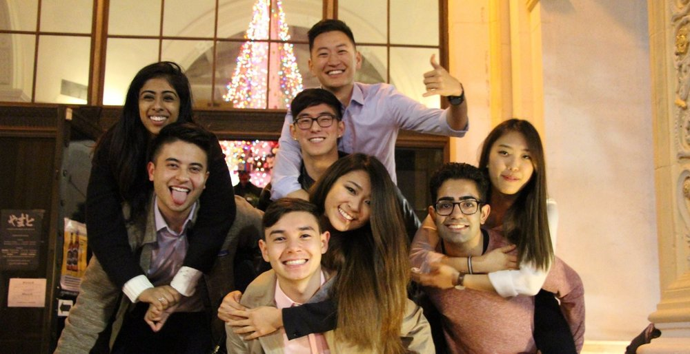 Not Pictured: John Lee, Kevin Yu, Sabrina Theocharides, Timothy Luong, Tina Nguyen, Jennifer Hung