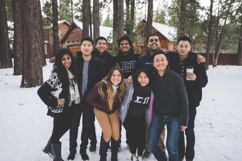 Winter Retreat 2015