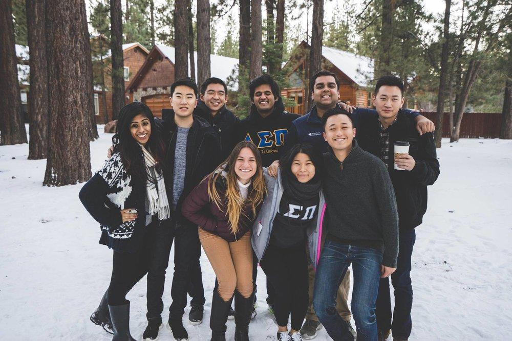 Winter Retreat 2015