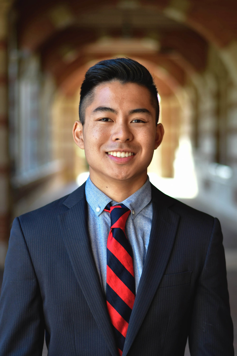 Class:  Alpha Nu  Grad Year:  2020  Interests:  Photography, NBA & NCAA basketball, guitar, traveling  Big:  Sean Diep