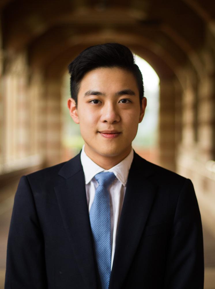 JULIAN HWANG - Alpha Xi | Class of 2020